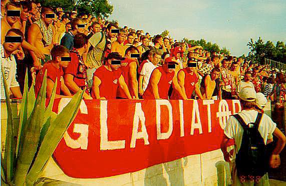 Gladiators Firm 96